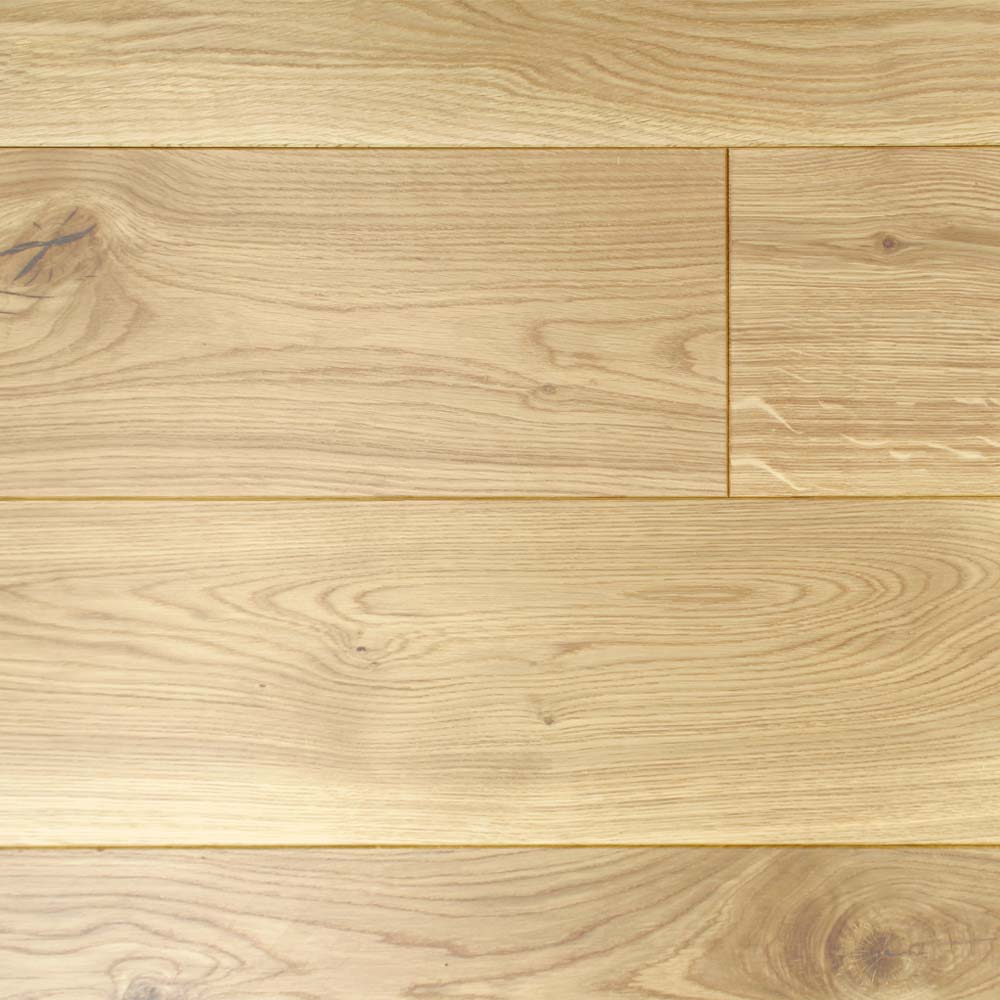 180mm Uv Oiled Engineered White Stained Oak Wood Flooring 1