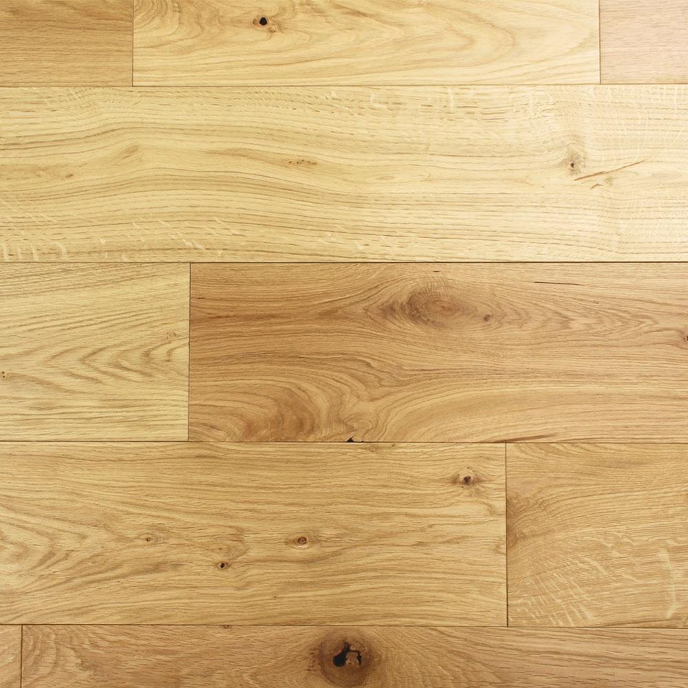 190mm Uv Oiled Engineered Charnwood Oak Wood Flooring 2 508m