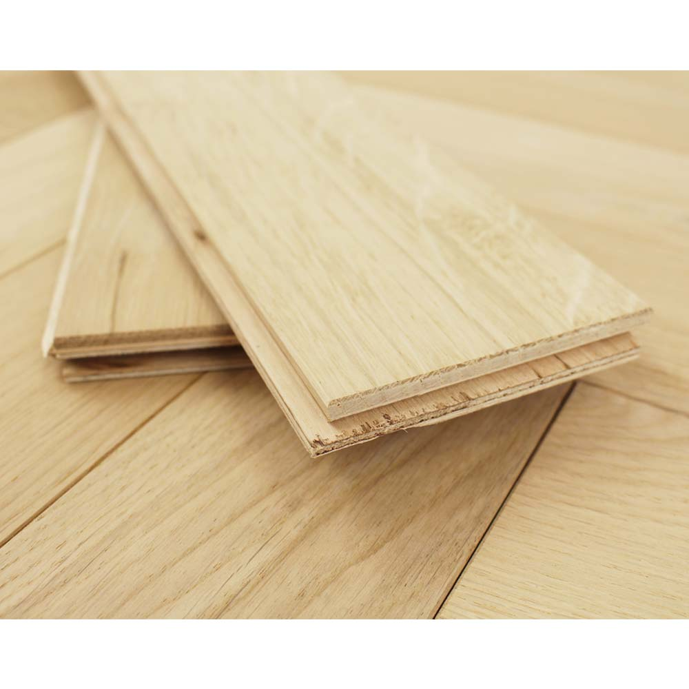 90mm unfinished engineered oak parquet block wood flooring 1 for Plank blocks