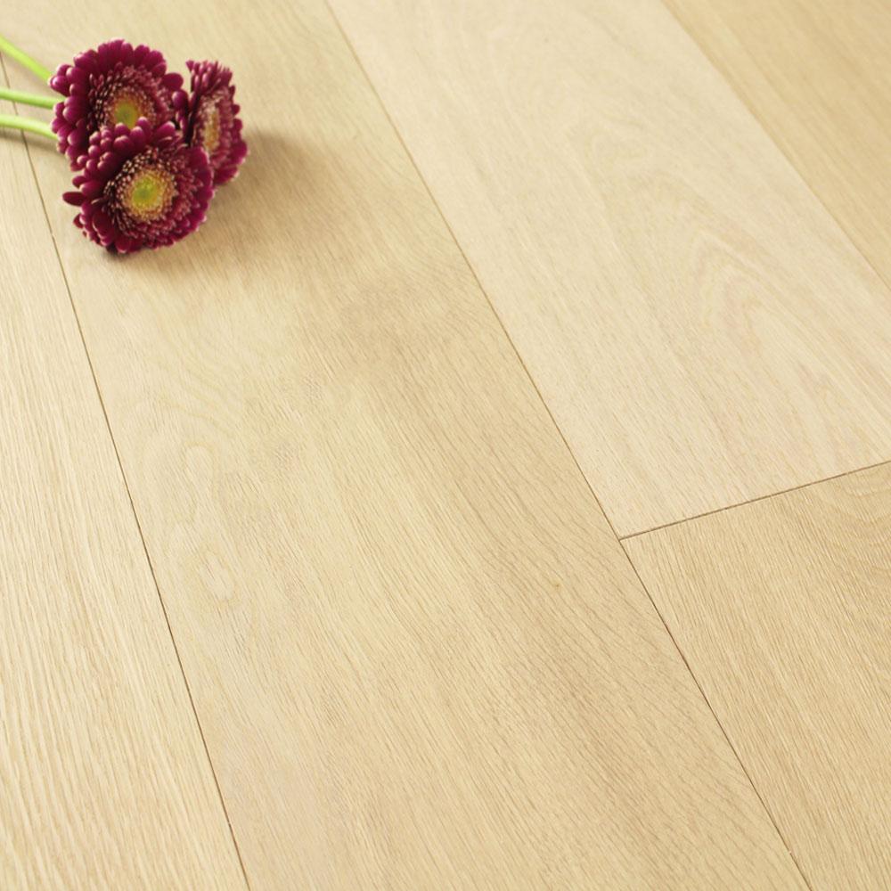 190mm Unfinished Engineered Oak Wood Flooring 2 17m²