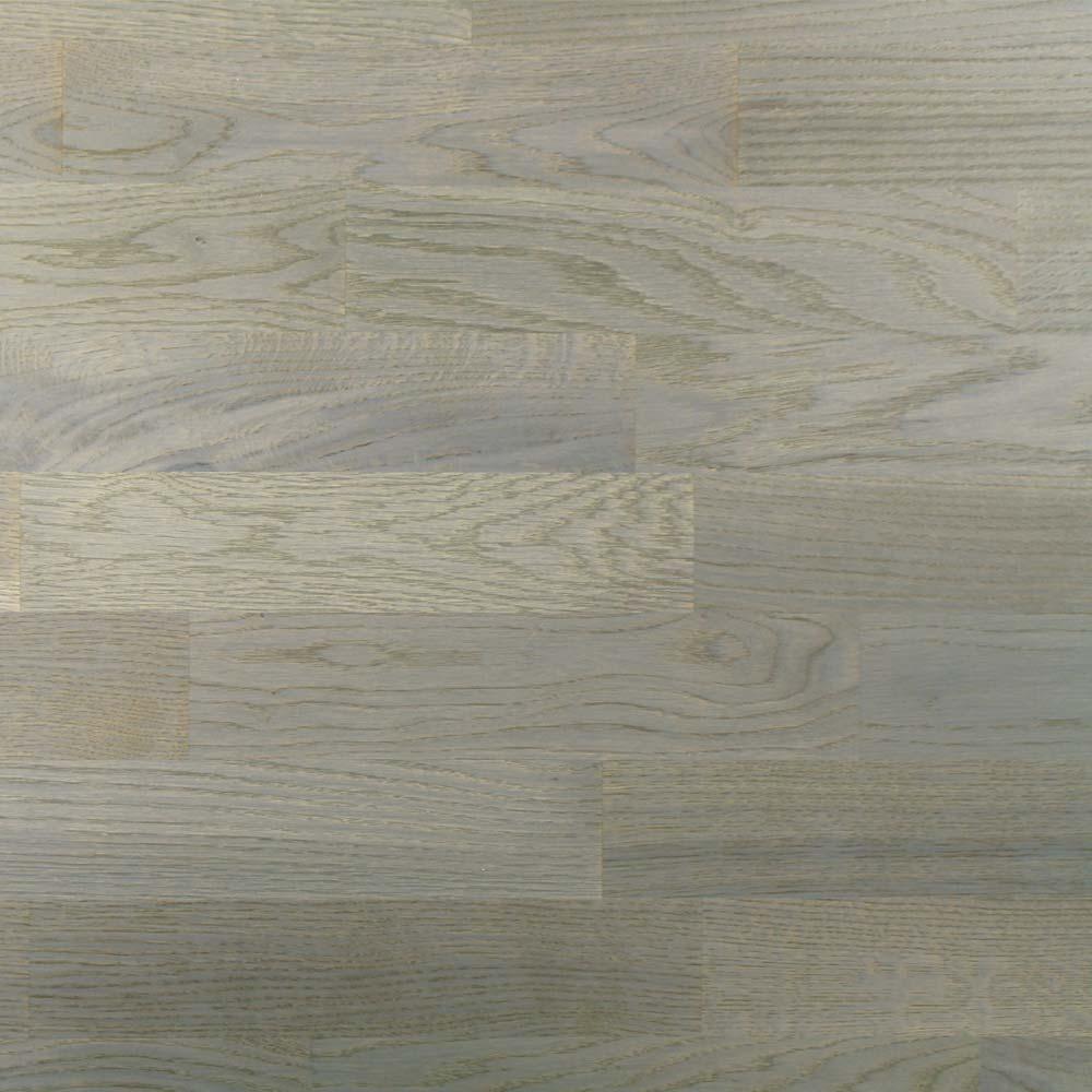 Rustic Wood Flooring 3 Strip Matt Lacquered Engineered Rustic Oak Grey Click Wood
