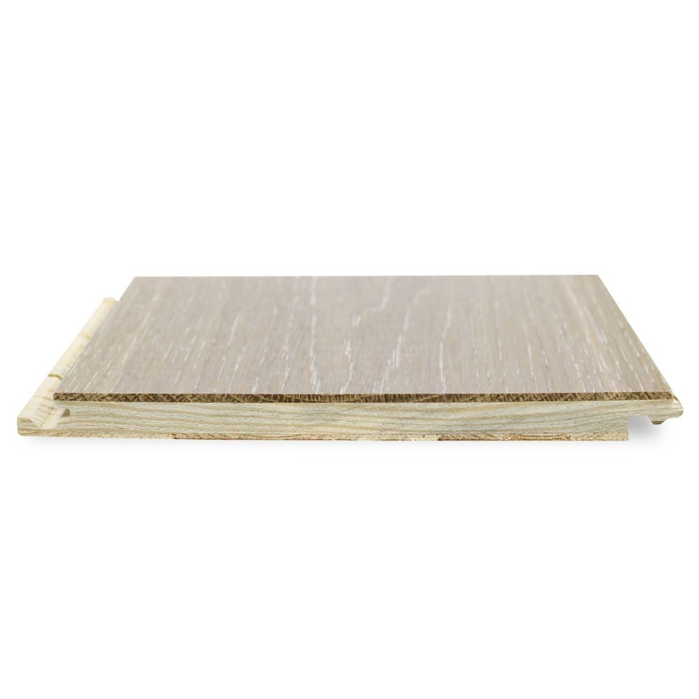180mm matt lacquered engineered nordic grey oak click wood flooring 2 77m² 4