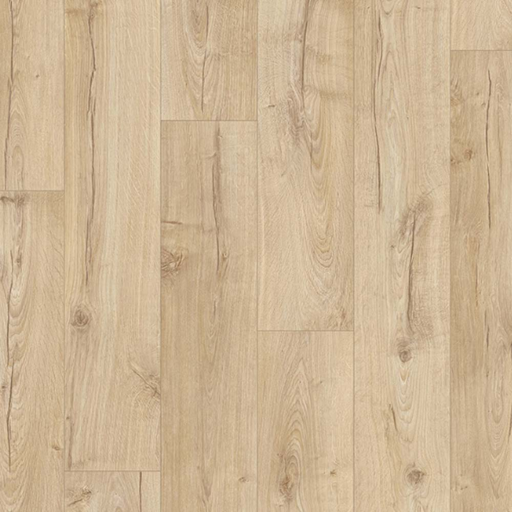quick step impressive classic oak beige im1847 laminate floo. Black Bedroom Furniture Sets. Home Design Ideas