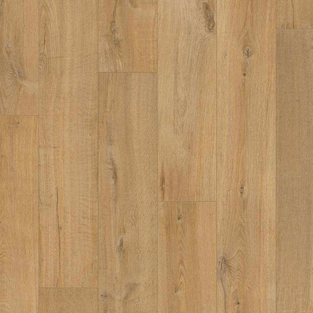 Quick step impressive soft oak natural im1855 laminate floor for Quick step laminate flooring