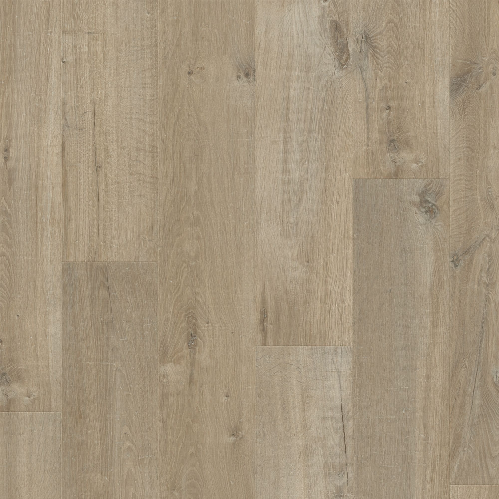 Quick step impressive soft oak light brown planks im3557 lam for Quick step laminate flooring reviews uk