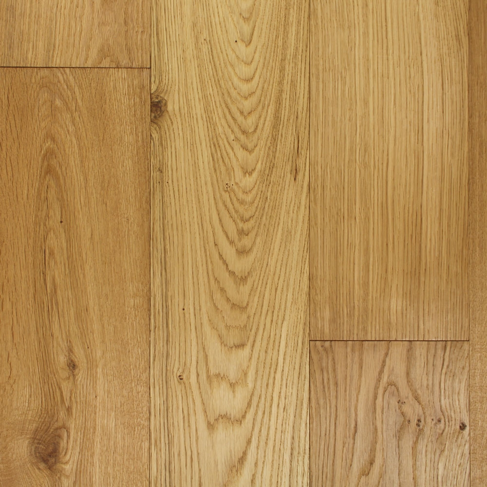 190mm Brushed Handscraped Amp Oiled Engineered Oak Wood F