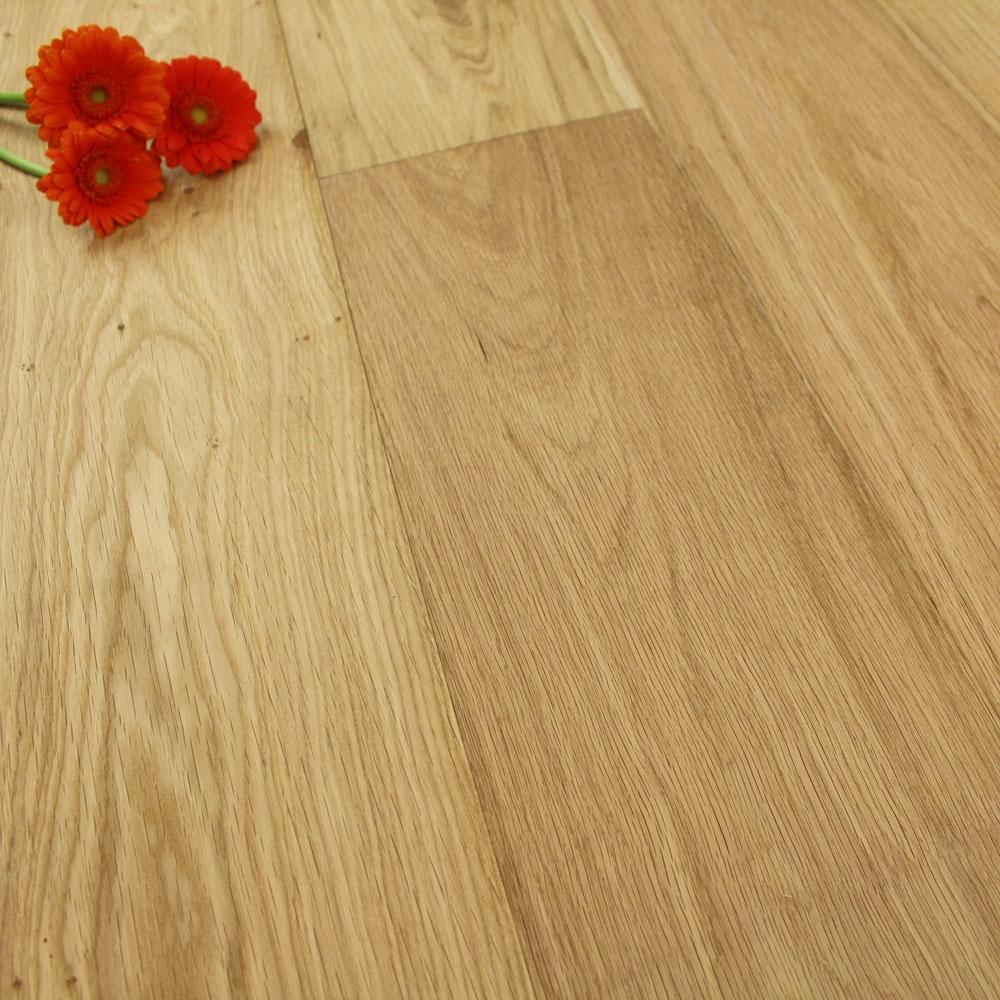 190mm Oiled Engineered Oak Wood Flooring 2 166m 178 Medium Eng