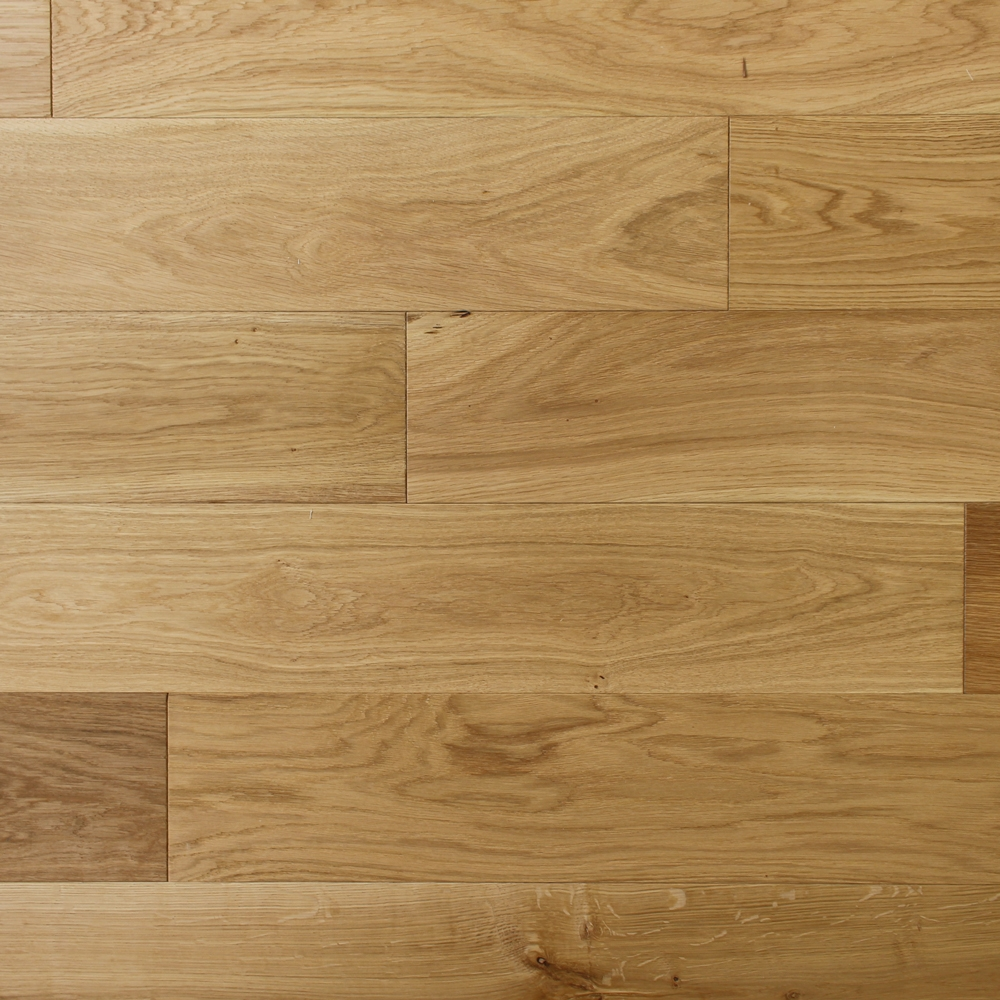 150mm Engineered Brushed And Oiled Natural Oak Wood Flooring