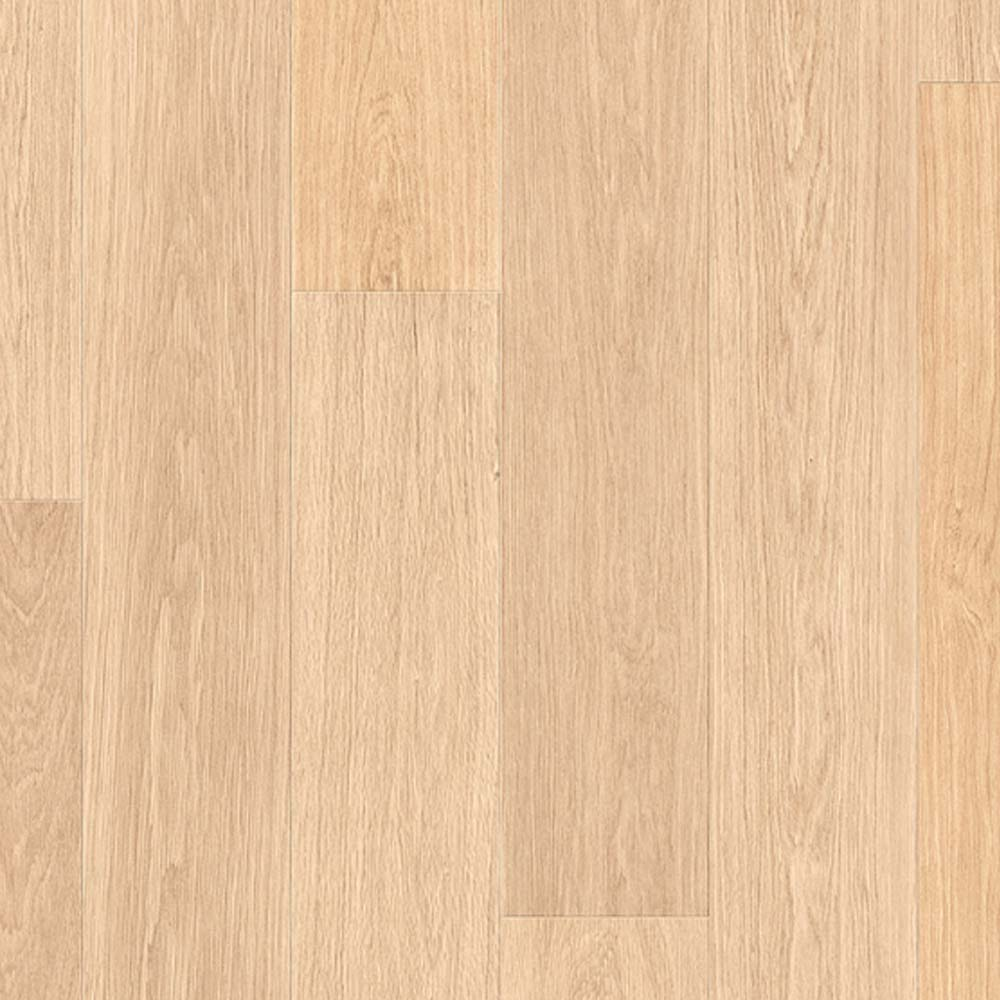 quick step largo white varnished oak planks lpu1283 laminate. Black Bedroom Furniture Sets. Home Design Ideas
