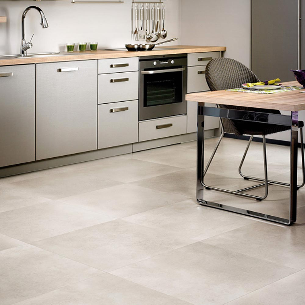 Quick Step Arte Polished Concrete Natural Uf1246 Laminate Fl
