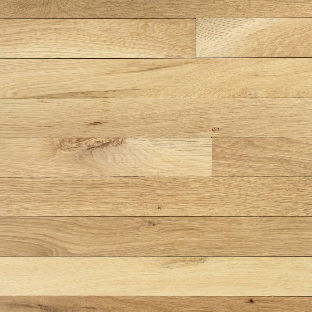 63mm unfinished natural solid oak wood flooring 1m 20mm so for Natural oak wood flooring