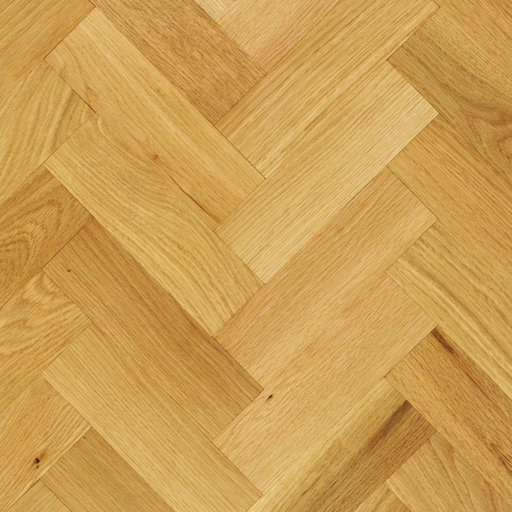 70mm unfinished prime parquet block solid oak wood flooring for Unfinished oak flooring