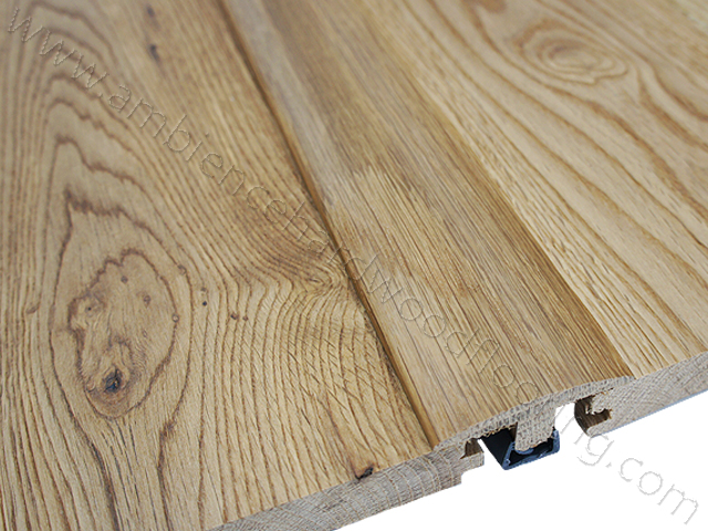 Oak T Door Bar Threshold Pre Finished Un Finished With
