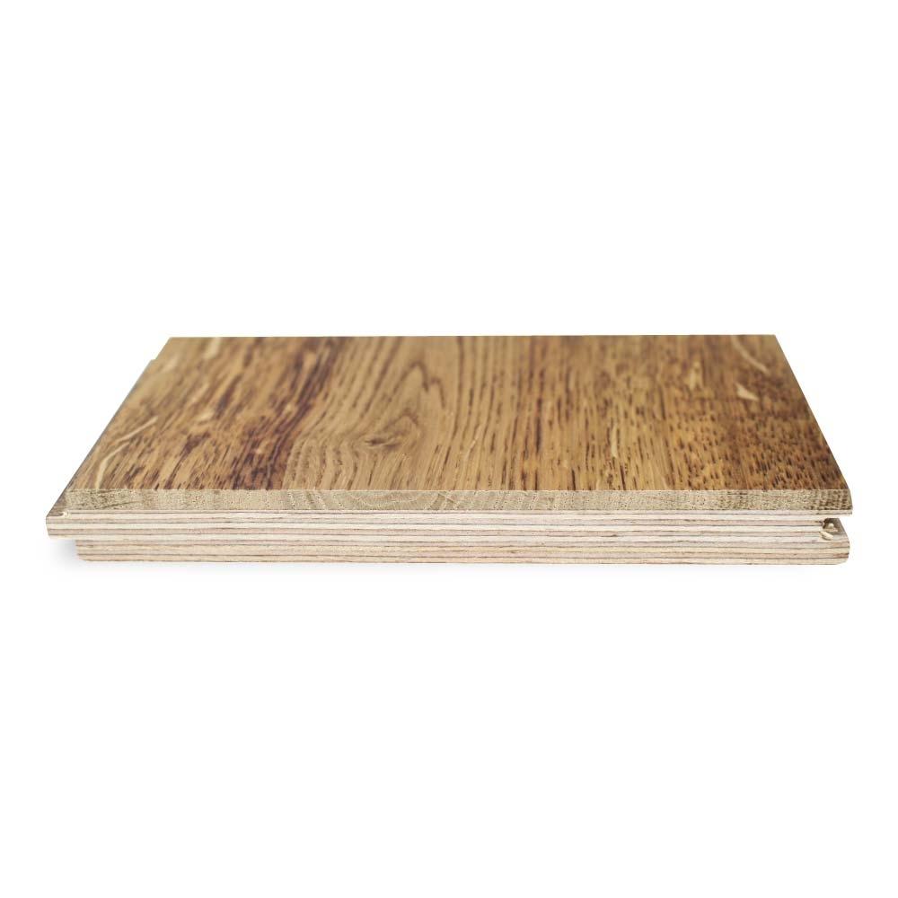 180mm Black Oiled Engineered Foxton Oak Wood Flooring 1 584m