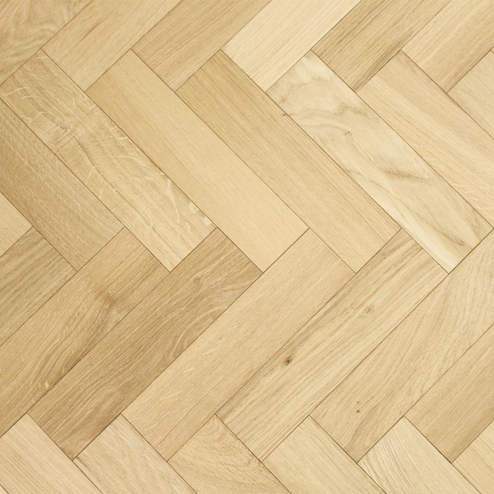 70mm unfinished engineered oak parquet block wood flooring 0 for Unfinished oak flooring