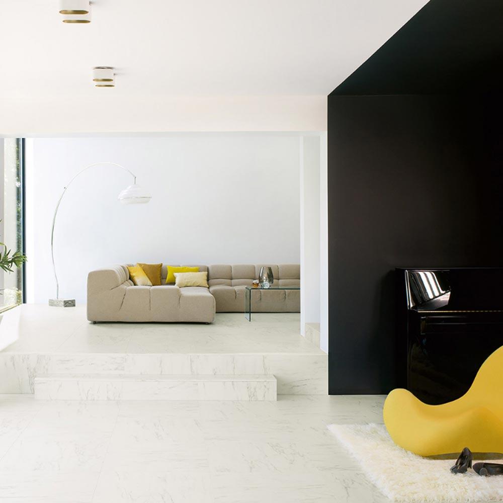 Quick-Step Arte Marble Carrara UF1400 Laminate Flooring Art