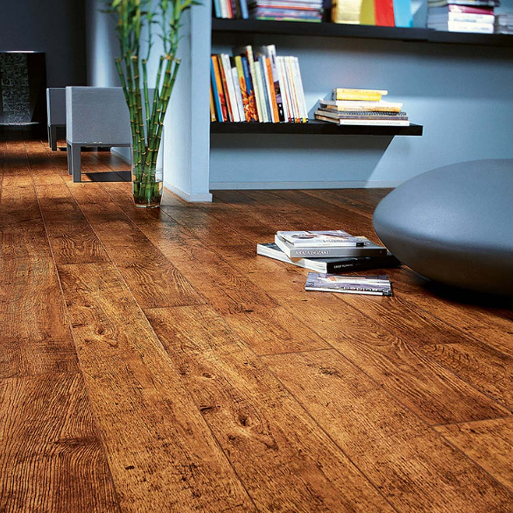 Quick Step Perspective Antique Oak Planks 4 Groove Uf861 Lam