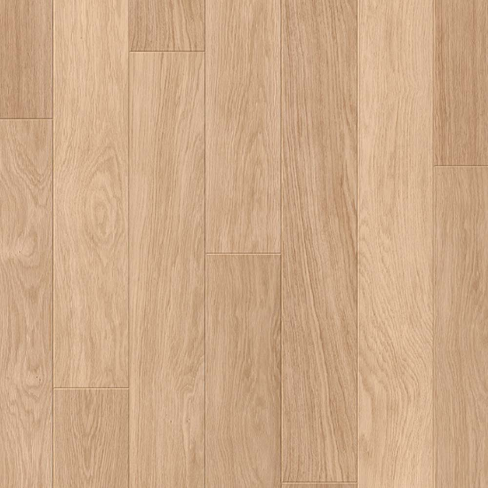 Quick step perspective white varnished oak planks 4 groove u for Quick step laminate flooring uk
