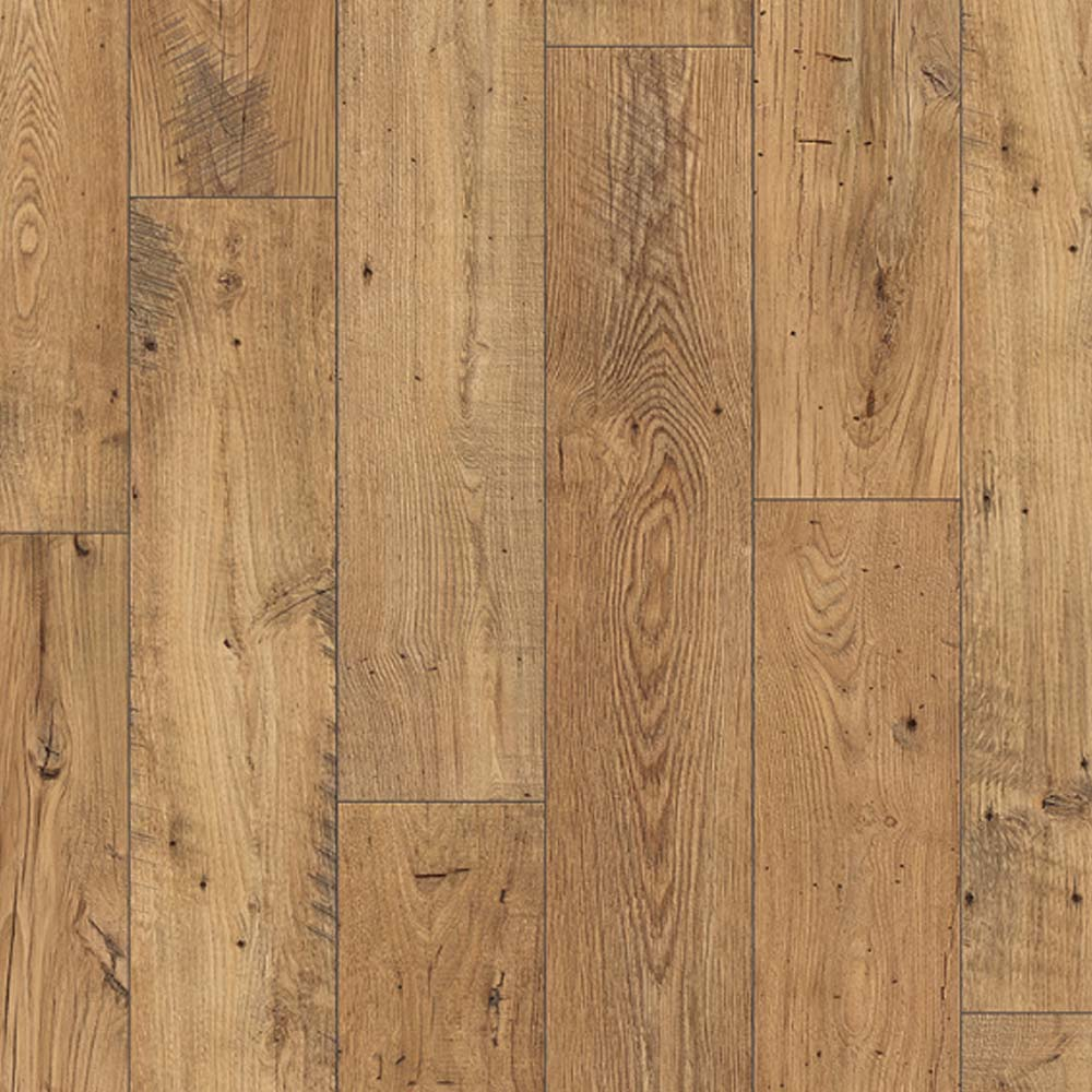 Quick step perspective wide reclaimed chestnut natural plank for Wide plank laminate flooring