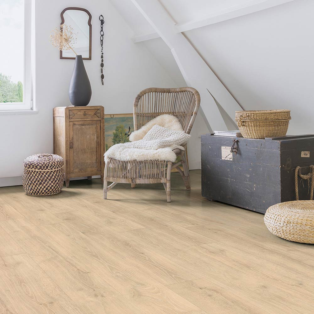 Quick Step Majestic Woodland Oak Beige Mj3545 Laminate Floor