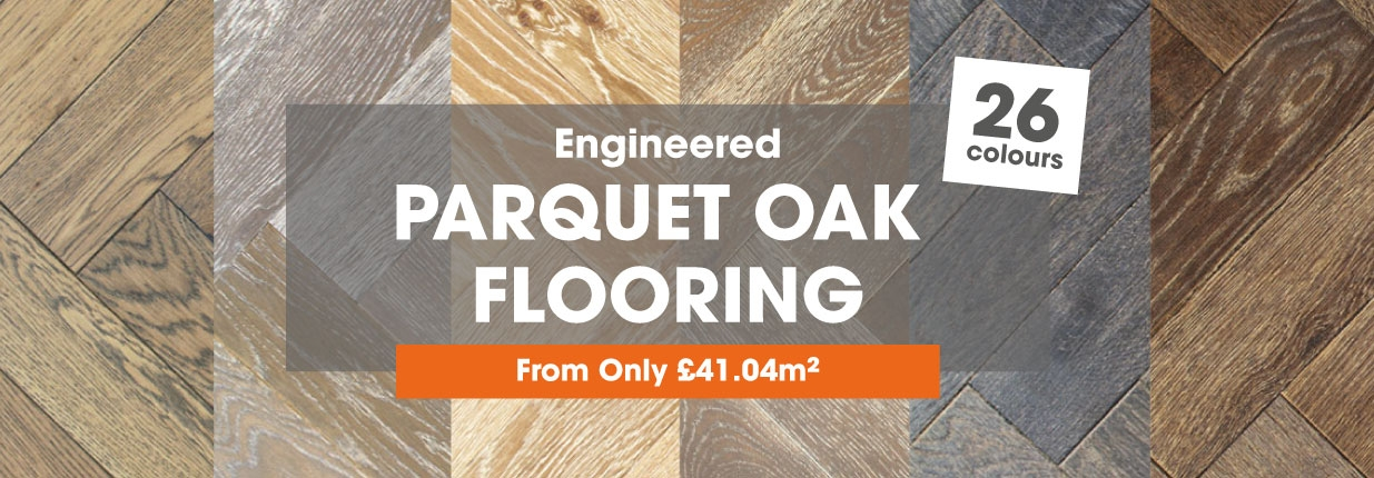 Parquet Block Flooring
