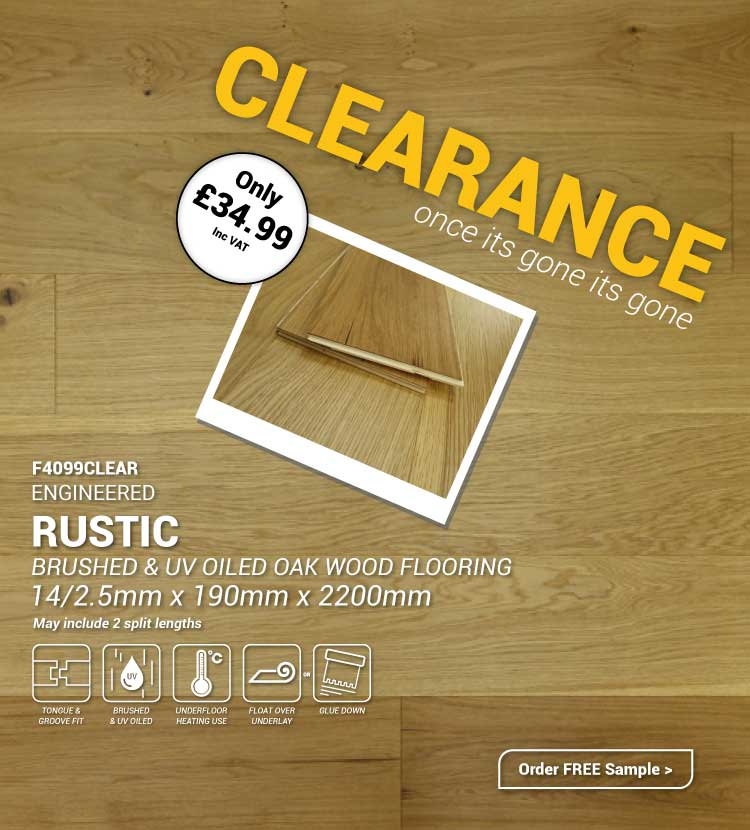 Clearance! Once its gone its gone - F4099CLEAR
