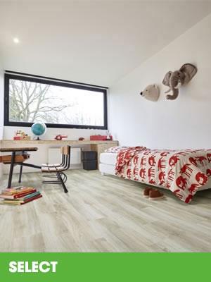 Moduleo Vinyl Flooring - Select Collection