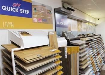 Ambience Hardwood Flooring Showroom - Leicester
