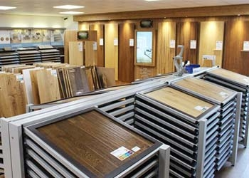 Ambience Hardwood Flooring Showroom - Leicester