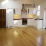 Are wood floors good for kitchens?