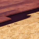 Fitting hardwood flooring to different subfloors