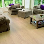 Which hardwood floors are best for areas with high footfall?