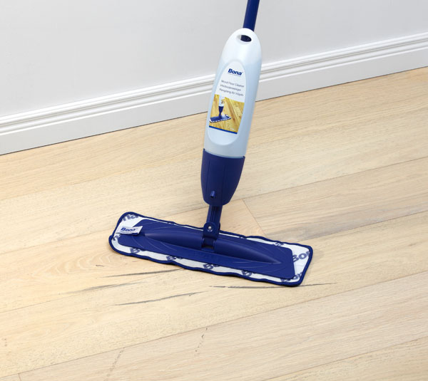 Top Ten Cleaning Tips for Hardwood Floors - feature