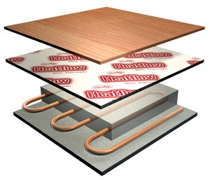 Underfloor Heating Carpet >> What Is A Good Tog Rating On An Underlay The Wood Floori