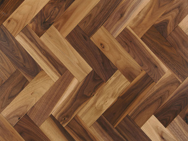 What is parquet block flooring