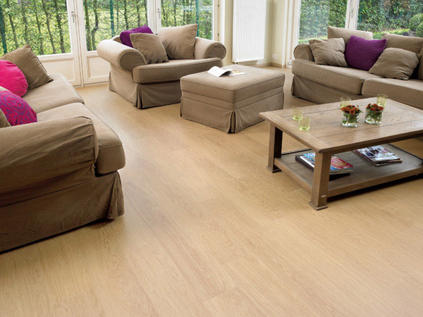Which wooden floors are compatible with underfloor heating