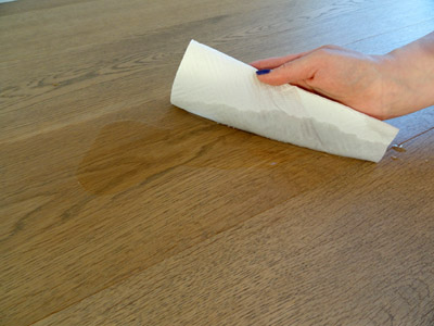 Why is my hardwood floor discoloured the wood flooring g for How often should you replace carpet