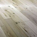 What is unfinished flooring?