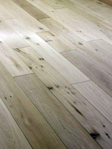 Advantages of unfinished hardwood floors - unfinished Rustic Oak Flooring