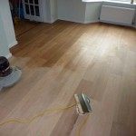 Can I change the colour of my Oak flooring?