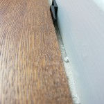Problems with Hardwood Flooring: No expansion gap