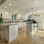 Can I install a wooden floor in my kitchen?