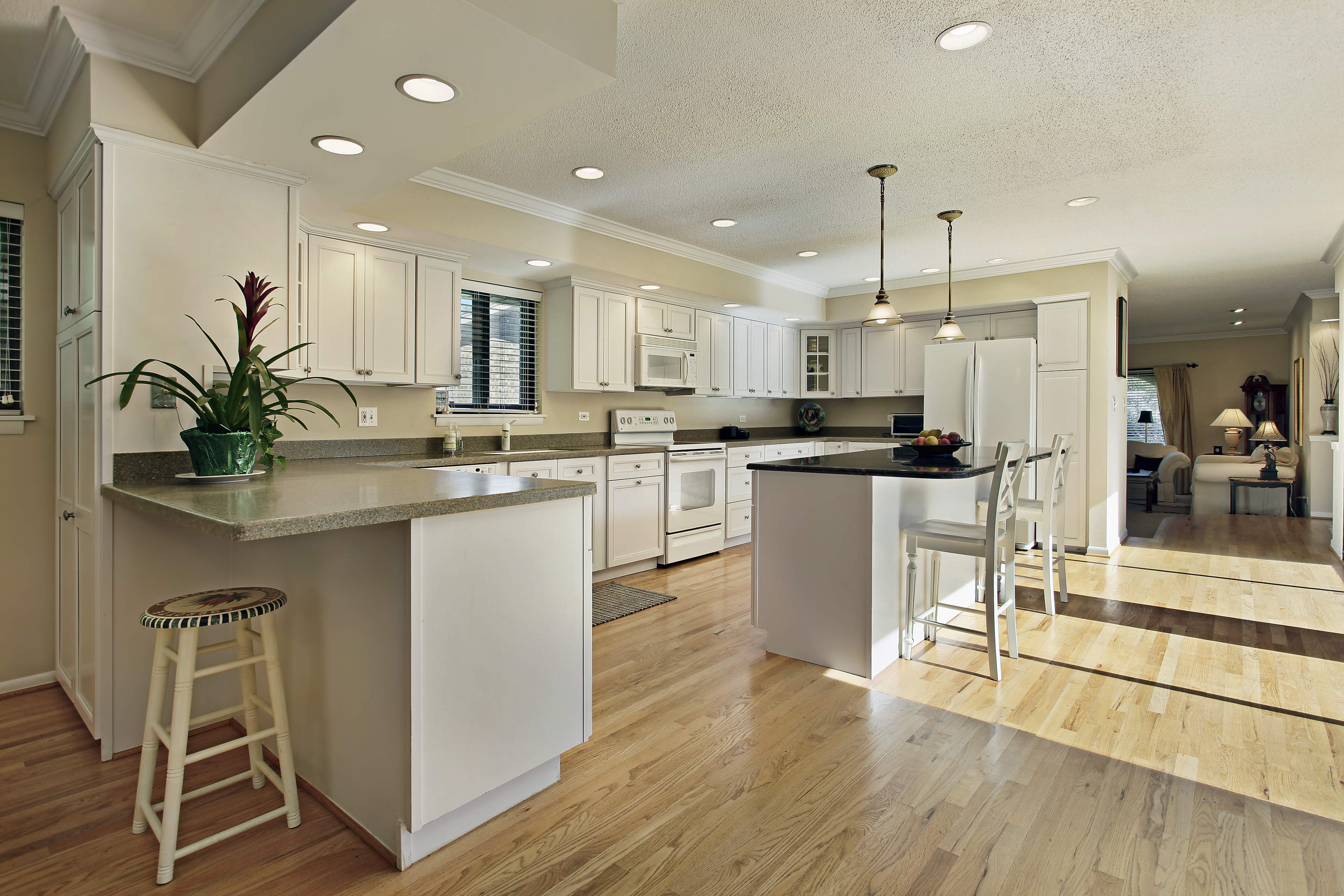 For Kitchen Floor Wood Floors For Kitchens Are They Suitable Products To Use