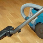 Can I use a vacuum cleaner to clean my hardwood floor?
