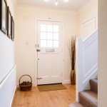 Is hardwood flooring good for hallways?
