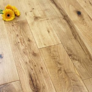Engineered Rustic Oak Flooring