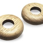 What is a hardwood pipe cover?