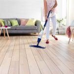 Wood floor cleaning products explained