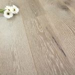 Light Coloured Engineered Wood Flooring