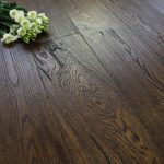 Dark Coloured Engineered Wood Flooring